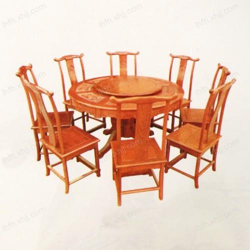 实木餐桌 05