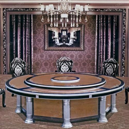 实木餐桌 04