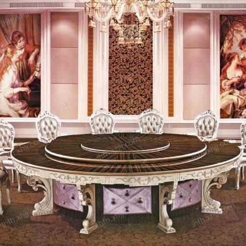 实木餐桌 03