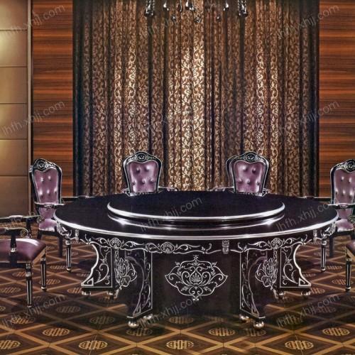 实木餐桌 02