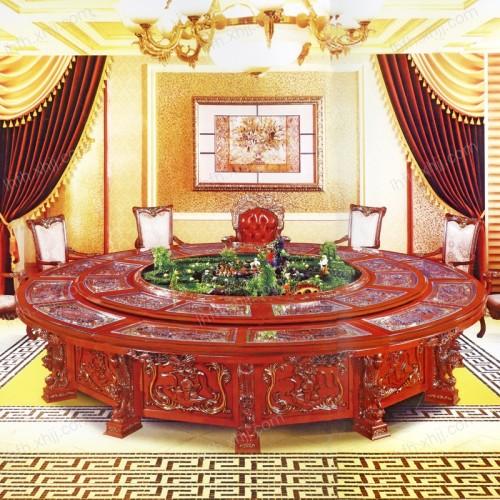 电动餐桌05
