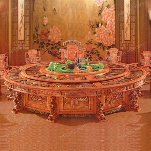 电动餐桌03