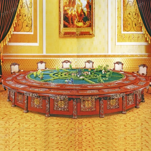 电动餐桌02