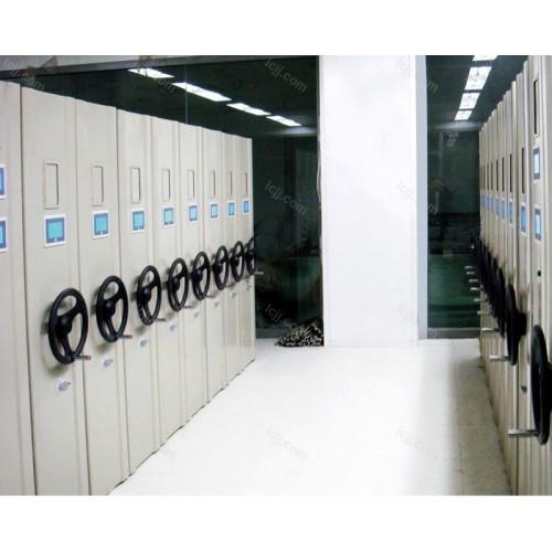定制泉州档案柜 智能电动密集架 财务凭证柜 底图柜 LCY-MJJ-12
