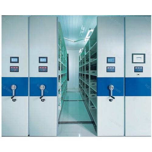 钢制密集架 电动密集架 档案密集架 LCY-MJJ-11