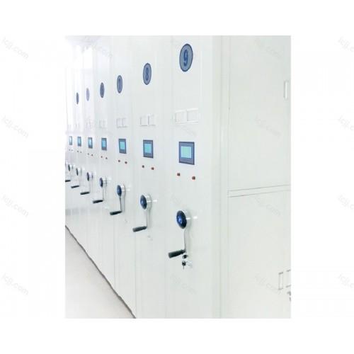 电动密集架 智能密集柜 智能密集架 LCY-MJJ-10