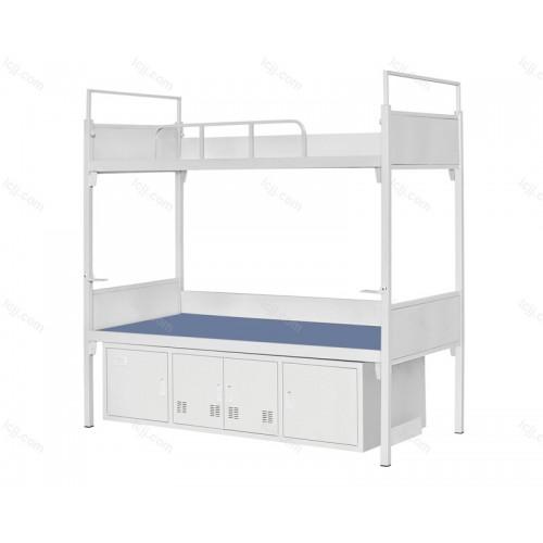 上下床 双层铁床 上下铺 学生床钢制床 LCY-SXC