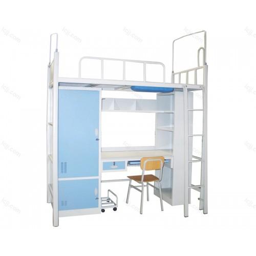 钢制宿舍公寓床LCY-GYC-09