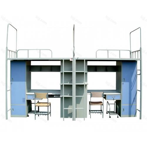 钢制宿舍公寓床LCY-GYC-06