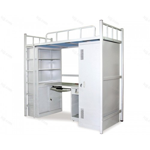 钢制宿舍公寓床LCY-GYC-03