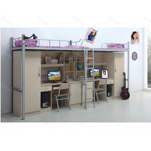 钢制宿舍公寓床LCY-GYC-02