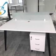 博维雅办公桌简约现代职员桌屏风工位 (3)