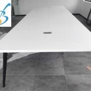 博维雅会议桌简约现代培训桌会议长桌 (2)