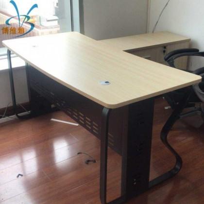 博维雅办公桌老板班台