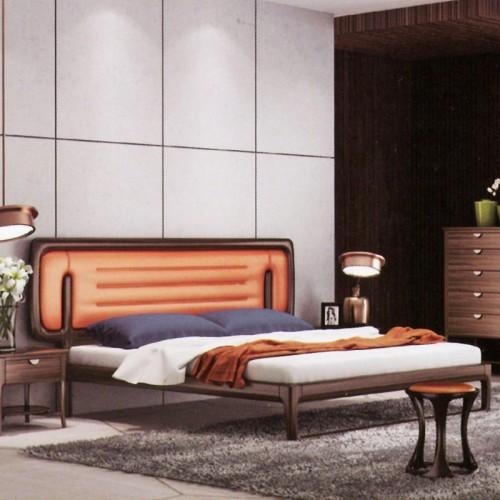 意式风格卧室套房12