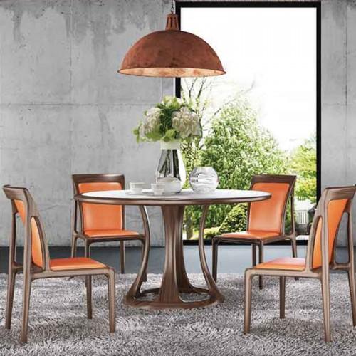 柚道实木餐桌椅05