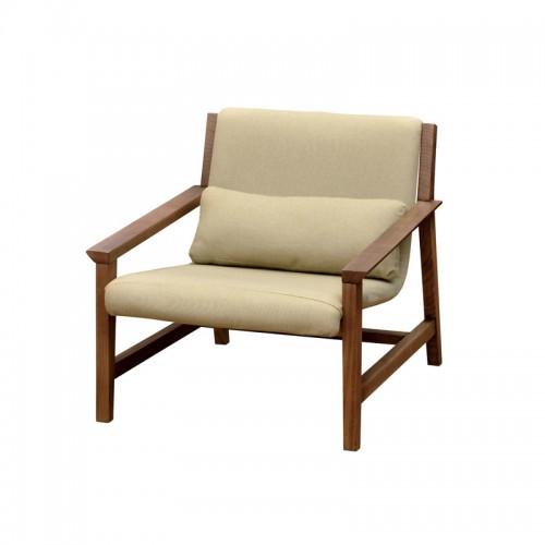 原生态实木单人沙发P-Y809