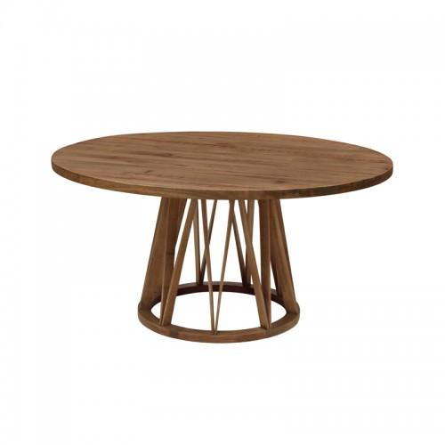 原生态实圆餐桌P-X805 ( A B )