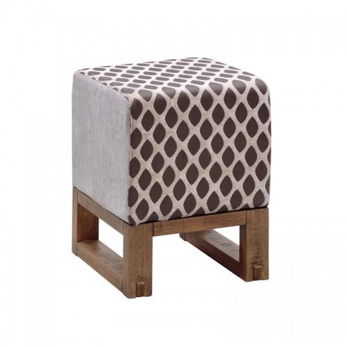原生态布艺单人小沙发P-U801