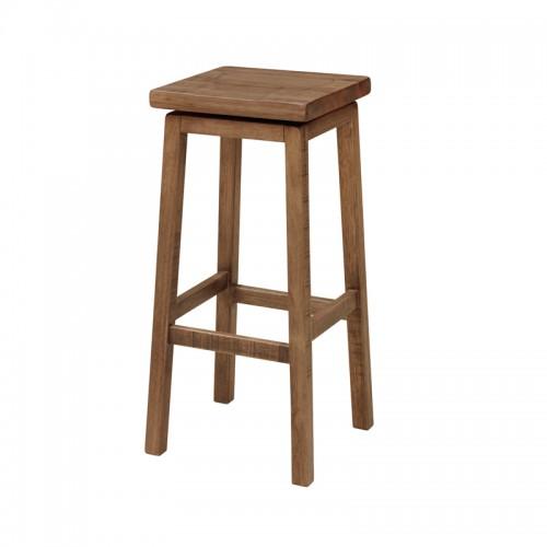 原生态实木高脚椅P-Y815