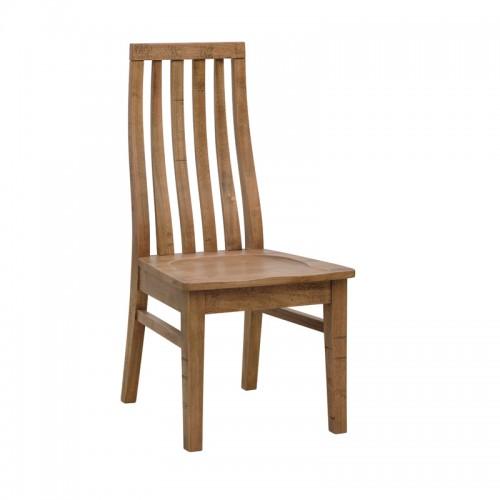 原生态实木靠背椅P-Y808