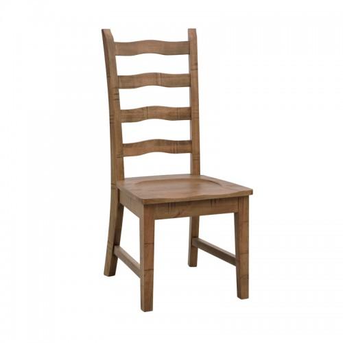 原生态高靠背实木椅P-Y803