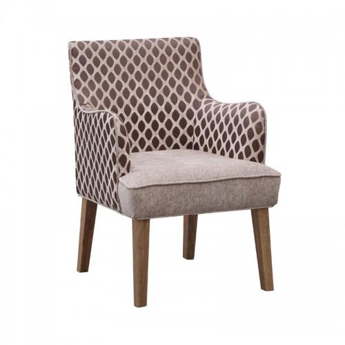 原生态布艺单人沙发P-Y802