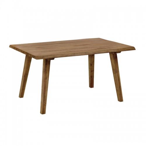 原生态简约四脚餐桌P-X808 ( B C )
