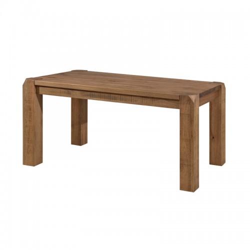 原生态餐厅实木长餐桌P-X804 ( A B C )