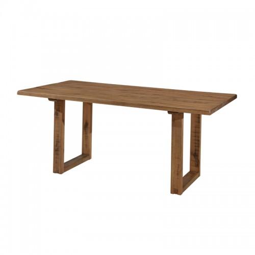 田园风格实木餐桌椅P-X803 ( A B C )