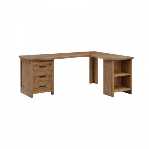 实木原生态转角书桌P-SHZ(-A-B-)