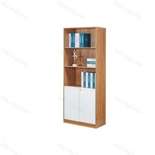 办公木质文件柜 办公室落地柜M17-B12B