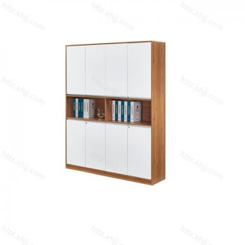木质文件柜 板式落地书柜M17-B43B
