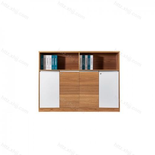 木质文件资料柜 档案板式矮柜M17-B22C