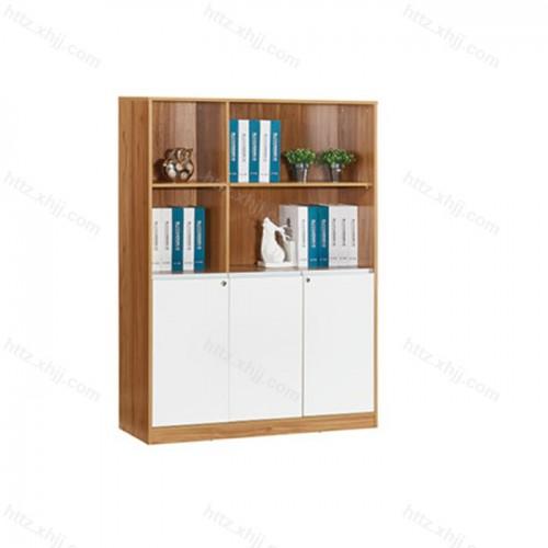木质文件书柜 板式资料档案柜M17-B32