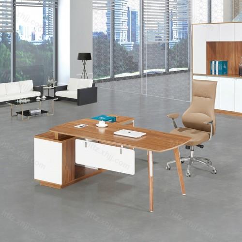 板式老板桌 简约总裁经理主管台M17-E18E