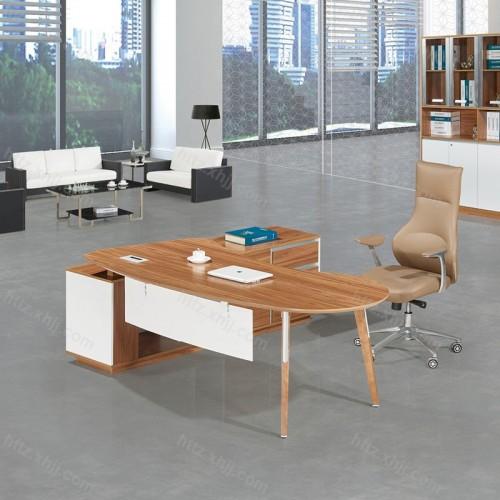 板式办公桌 老板经理桌 办公电脑桌M17-E20A