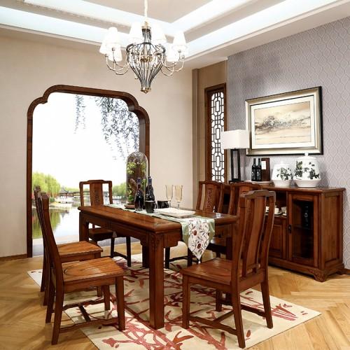 简约中式实木长餐桌-IMGL6913