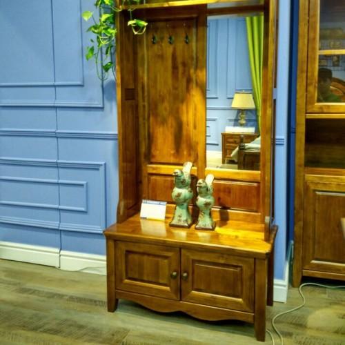 现代时尚美式实木梳妆台36