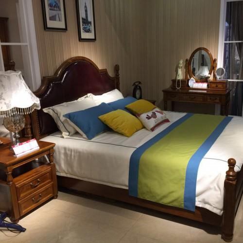 美式新款妆台卧室家具组合605