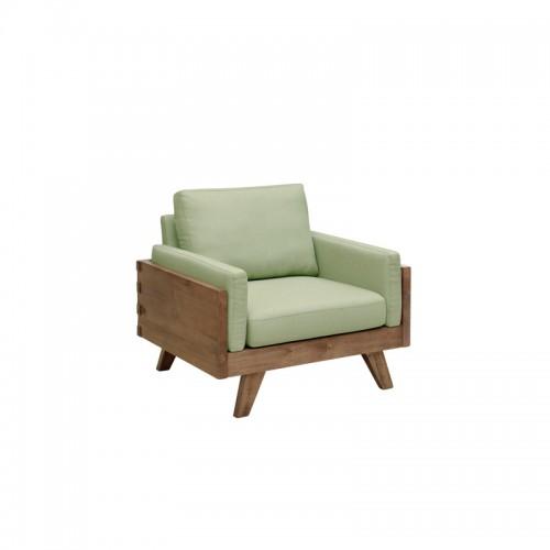 原生态田园单人小沙发P-SF801R