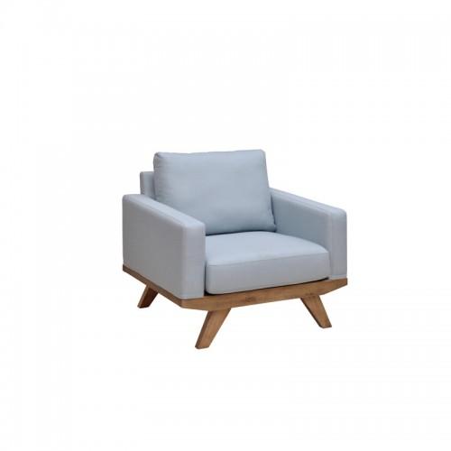 原生态简约单人沙发P-SF801P