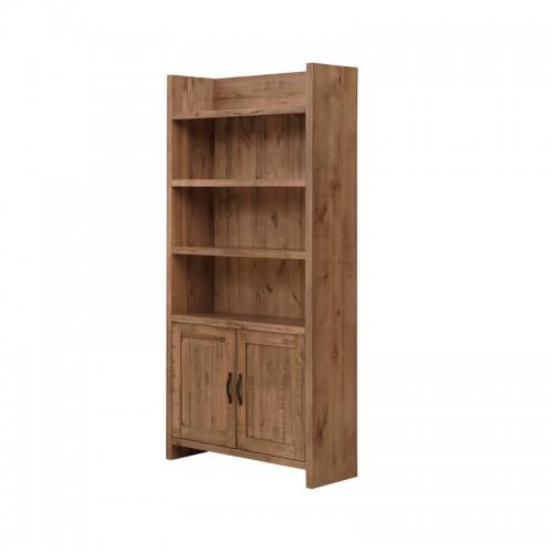 原生态简约实木储物柜展示柜P-S805B