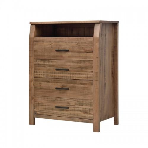 纯实木斗柜储物客厅柜P-R809