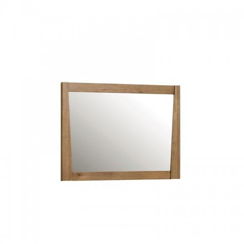 简约纯实木镜子梳妆镜P-P803