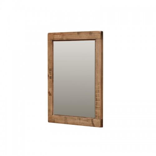 简约壁挂实木边框梳妆镜P-P802