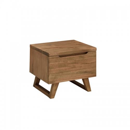 实木床头柜 北欧简约床边柜P-C803