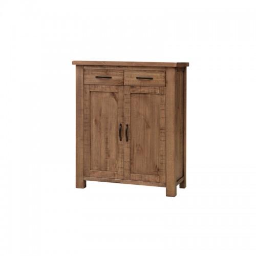 北欧原生态实木间厅柜P-G802