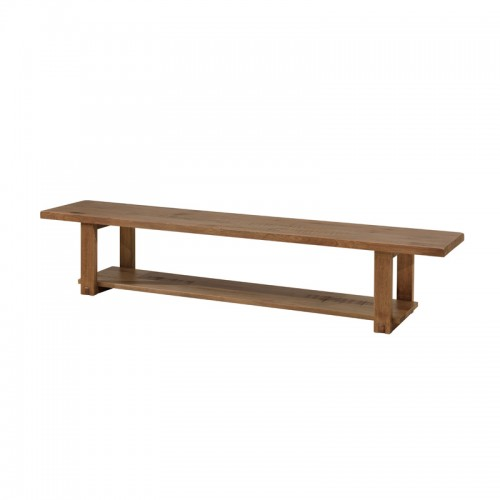 北欧卧室实木床头尾凳P-AY802-1