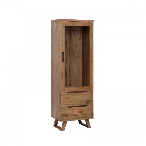 北欧原生态实木储物柜P-D803E